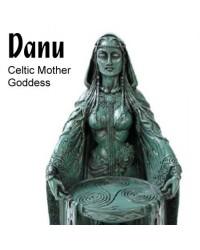 Danu - the Celtic Mother Goddess
