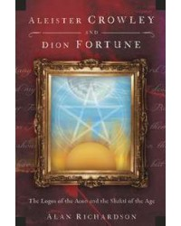 Aleister Crowley and Dion Fortune All Wicca Store Magickal Supplies Wiccan Supplies, Wicca Books, Pagan Jewelry, Altar Statues