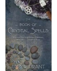 Book of Crystal Spells All Wicca Store Magickal Supplies Wiccan Supplies, Wicca Books, Pagan Jewelry, Altar Statues