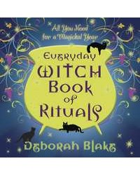 Everyday Witch Book of Rituals - All You Need for a Magickal Year All Wicca Store Magickal Supplies Wiccan Supplies, Wicca Books, Pagan Jewelry, Altar Statues
