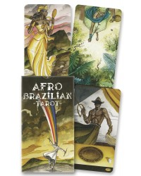Afro Brazililan Tarot Cards Deck All Wicca Store Magickal Supplies Wiccan Supplies, Wicca Books, Pagan Jewelry, Altar Statues