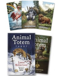 Animal Totem Tarot Cards All Wicca Store Magickal Supplies Wiccan Supplies, Wicca Books, Pagan Jewelry, Altar Statues