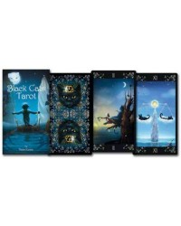 Black Cats Tarot Cards Deck All Wicca Store Magickal Supplies Wiccan Supplies, Wicca Books, Pagan Jewelry, Altar Statues