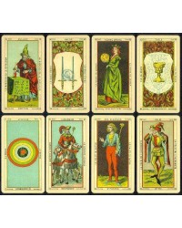 Book of Thoth - Etteilla Tarot Card Deck All Wicca Store Magickal Supplies Wiccan Supplies, Wicca Books, Pagan Jewelry, Altar Statues