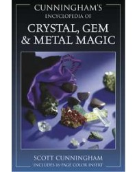 Cunninghams Encyclopedia of Crystal, Gem and Metal Magic All Wicca Store Magickal Supplies Wiccan Supplies, Wicca Books, Pagan Jewelry, Altar Statues