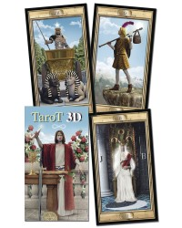 3D Grand Trumps Tarot Cards Deck All Wicca Store Magickal Supplies Wiccan Supplies, Wicca Books, Pagan Jewelry, Altar Statues