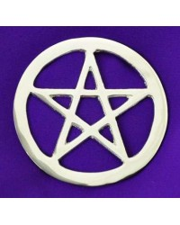 Pentacle 3 Inch Altar Pentacle All Wicca Store Magickal Supplies Wiccan Supplies, Wicca Books, Pagan Jewelry, Altar Statues