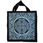 Celtic Knotwork Cotton Tote Bag