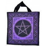 Pentagram Cotton Tote Bag