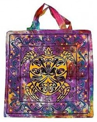 Turtle Cotton Tote Bag All Wicca Store Magickal Supplies Wiccan Supplies, Wicca Books, Pagan Jewelry, Altar Statues