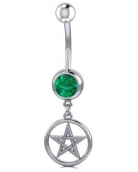 Pentacle Body Jewelry with Gemstone All Wicca Store Magickal Supplies Wiccan Supplies, Wicca Books, Pagan Jewelry, Altar Statues