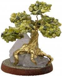 Serpentine Gemstone Wishing Tree All Wicca Store Magickal Supplies Wiccan Supplies, Wicca Books, Pagan Jewelry, Altar Statues