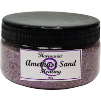 Amethyst Gemstone Sand for Healing