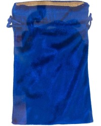 Blue Velvet Lined Pouch All Wicca Store Magickal Supplies Wiccan Supplies, Wicca Books, Pagan Jewelry, Altar Statues