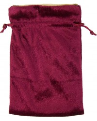 Burgundy Velvet Lined Pouch All Wicca Store Magickal Supplies Wiccan Supplies, Wicca Books, Pagan Jewelry, Altar Statues