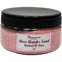 Rose Quartz Gemstone Sand for Universal Love
