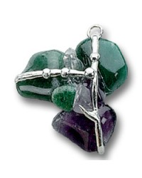 Healing Gemstone Amulet All Wicca Store Magickal Supplies Wiccan Supplies, Wicca Books, Pagan Jewelry, Altar Statues