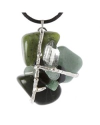 Good Luck Gemstone Magical Amulet All Wicca Store Magickal Supplies Wiccan Supplies, Wicca Books, Pagan Jewelry, Altar Statues