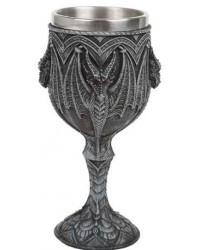 Gothic Dragon Wine Goblet All Wicca Magickal Supplies Wiccan Supplies, Wicca Books, Pagan Jewelry, Altar Statues
