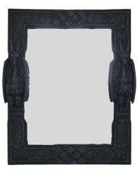 Celtic Dragon Wall Mirror All Wicca Store Magickal Supplies Wiccan Supplies, Wicca Books, Pagan Jewelry, Altar Statues
