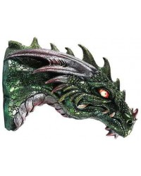 Dragon LED Light Wall Plaque All Wicca Store Magickal Supplies Wiccan Supplies, Wicca Books, Pagan Jewelry, Altar Statues