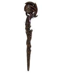 Pentagram Magic Wand All Wicca Store Magickal Supplies Wiccan Supplies, Wicca Books, Pagan Jewelry, Altar Statues