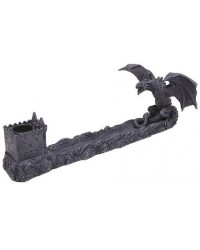 Castle Dragon Incense Burner All Wicca Store Magickal Supplies Wiccan Supplies, Wicca Books, Pagan Jewelry, Altar Statues