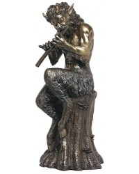 Baccchus Greek God of Nature Satyr Statue All Wicca Store Magickal Supplies Wiccan Supplies, Wicca Books, Pagan Jewelry, Altar Statues