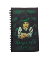 Tabitha Little Witch Blank Spell Book All Wicca Store Magickal Supplies Wiccan Supplies, Wicca Books, Pagan Jewelry, Altar Statues