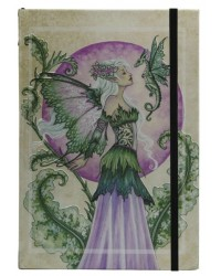 Discovery Embossed Fairy Dragon Journal All Wicca Store Magickal Supplies Wiccan Supplies, Wicca Books, Pagan Jewelry, Altar Statues