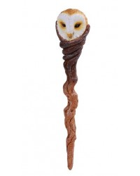 Owl Magic Wand All Wicca Store Magickal Supplies Wiccan Supplies, Wicca Books, Pagan Jewelry, Altar Statues