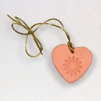 Heart Small Clay Oil Diffuser