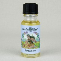 Strawberry Oil Blend