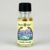 Vanilla Orange Herbal Oil Blend