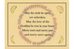 Cards, Posters & Accessories All Wicca Wiccan Altar Supplies, Books, Jewelry, Statues