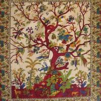 Tree of Life Single Tapestry