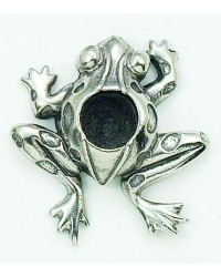 Frog Mini Candle Holder All Wicca Store Magickal Supplies Wiccan Supplies, Wicca Books, Pagan Jewelry, Altar Statues