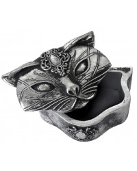 Sacred Cat Trinket Box All Wicca Store Magickal Supplies Wiccan Supplies, Wicca Books, Pagan Jewelry, Altar Statues