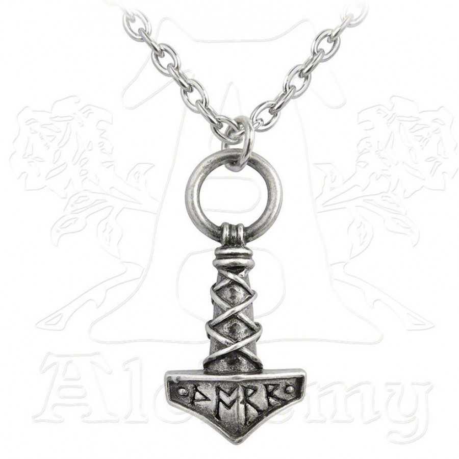 meditation mjolnir pewter hammer jewelry with tree reconnect journeys necklace knotted at thors yourself of life pendant asatru