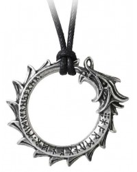 Jormungand World Serpent Ouroboros Pendant All Wicca Magickal Supplies Wiccan Supplies, Wicca Books, Pagan Jewelry, Altar Statues