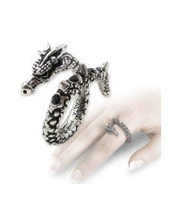 Vis Viva Pewter Dragon Ring All Wicca Store Magickal Supplies Wiccan Supplies, Wicca Books, Pagan Jewelry, Altar Statues