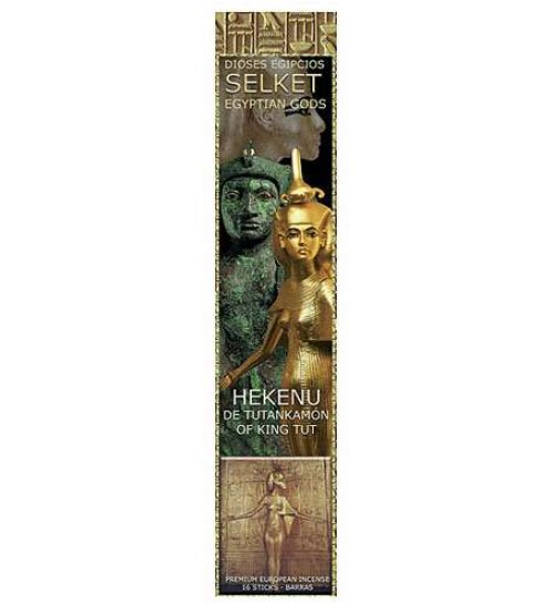 Selket Hekenu Egyptian Incense Sticks - Pack of 3 at All Wicca Store Magickal Supplies, Wiccan Supplies, Wicca Books, Pagan Jewelry, Altar Statues