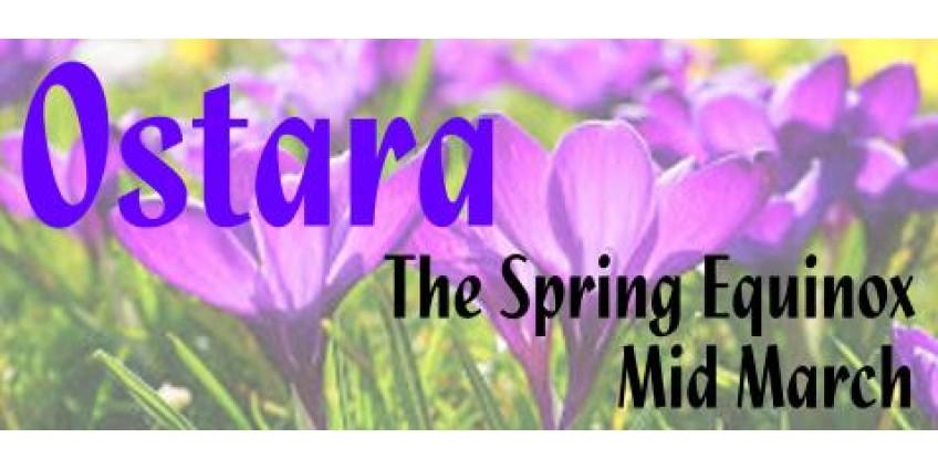 Celebrating the Spring Equinox
