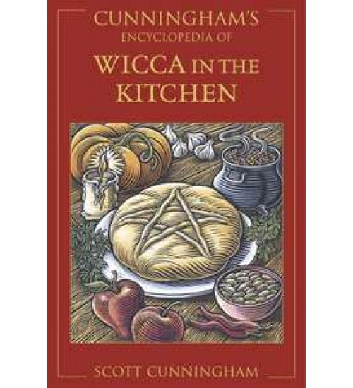 Cunningham's Encyclopedia of Wicca in the Kitchen at All Wicca Store Magickal Supplies, Wiccan Supplies, Wicca Books, Pagan Jewelry, Altar Statues