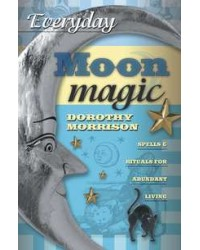 Everyday Moon Magic - Spells and Rituals for Abundant Living All Wicca Store Magickal Supplies Wiccan Supplies, Wicca Books, Pagan Jewelry, Altar Statues