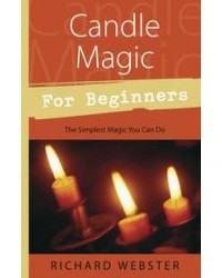 Candle Magic for Beginners - The Simplest Magic All Wicca Store Magickal Supplies Wiccan Supplies, Wicca Books, Pagan Jewelry, Altar Statues