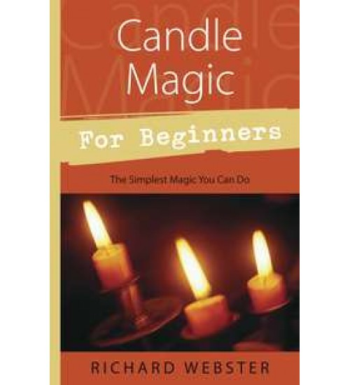 Candle Magic for Beginners - The Simplest Magic at All Wicca Store Magickal Supplies, Wiccan Supplies, Wicca Books, Pagan Jewelry, Altar Statues