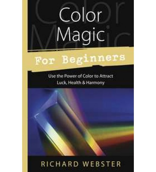 Color Magic for Beginners at All Wicca Store Magickal Supplies, Wiccan Supplies, Wicca Books, Pagan Jewelry, Altar Statues