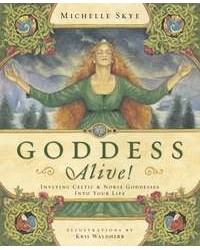 Goddess Alive! Inviting Celtic and Norse Goddessess into your Life All Wicca Store Magickal Supplies Wiccan Supplies, Wicca Books, Pagan Jewelry, Altar Statues