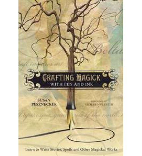 Crafting Magick with Pen and Ink at All Wicca Store Magickal Supplies, Wiccan Supplies, Wicca Books, Pagan Jewelry, Altar Statues